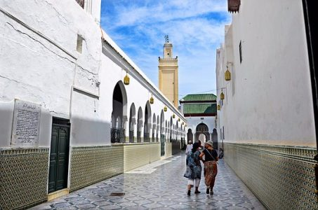 mausoleo-moulay-idriss